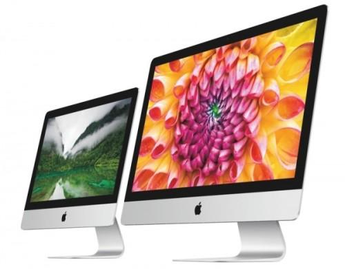 苹果iMac将至 搭载最新处理器无视网膜屏
