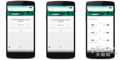 oogle发布内涵图 暗示Android 5.0系统将至图片