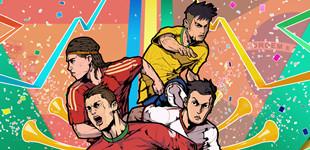 《自由足球》融入桑巴风情 世界杯新版本