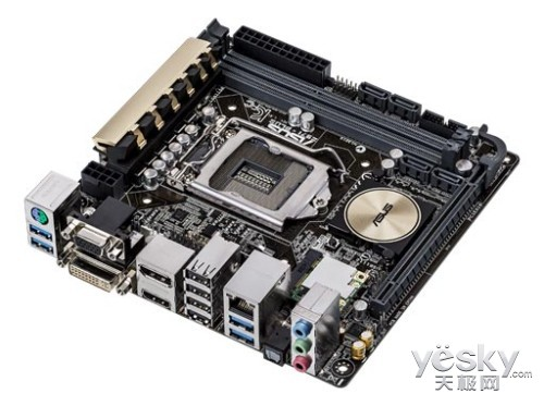 华硕发布9系MINI-ITX游戏主板