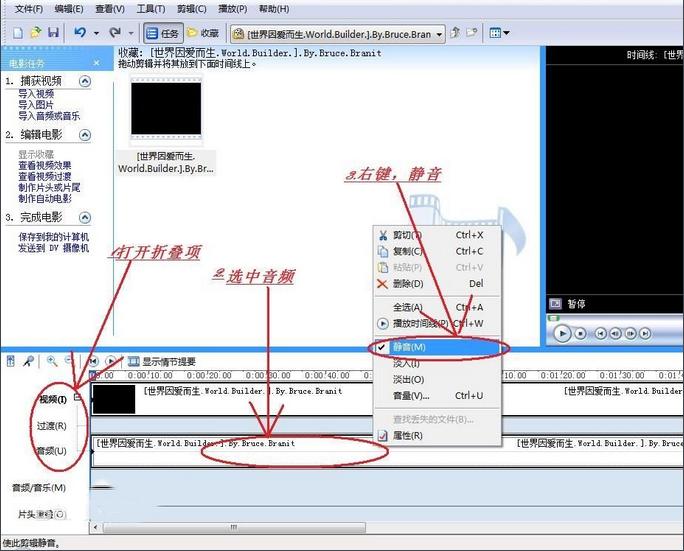 Windows Movie Maker截图1