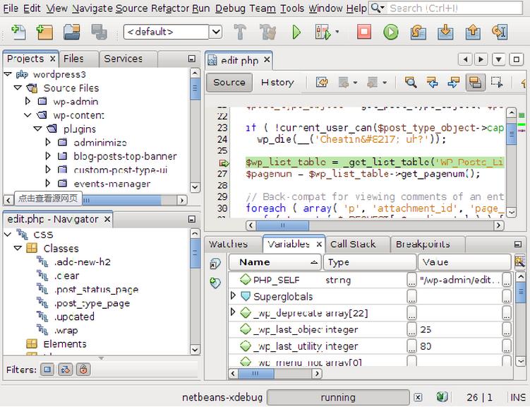 NetBeans IDE截图1