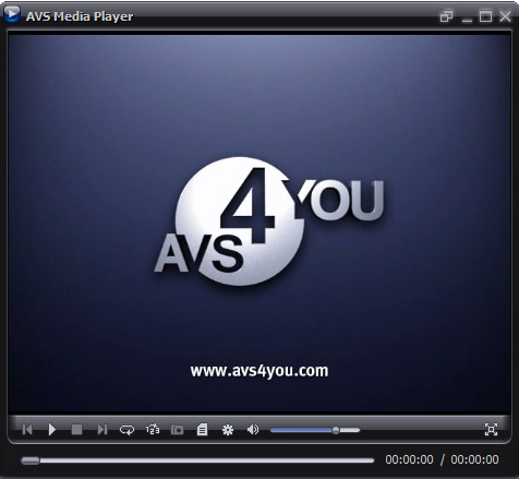 AVS DVD播放器截图1