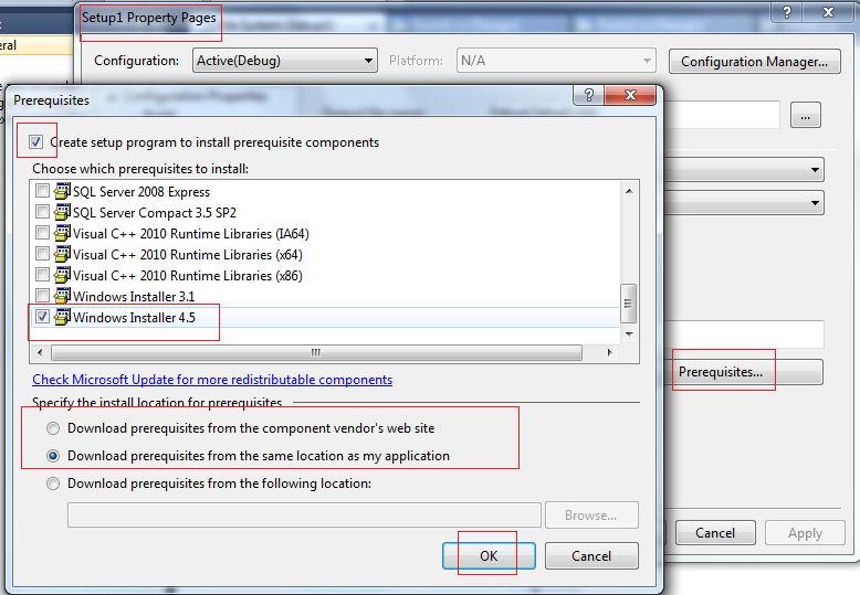 Windows Installer 4.5 Redistributable截图1