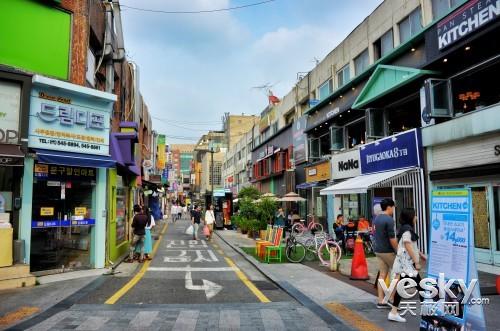 简单操控 追求画质 尼康COOLPIX A玩转韩国