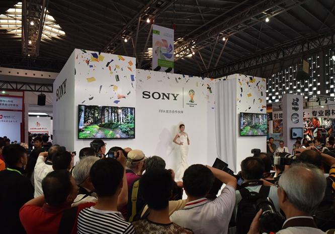 P&I 2014:索尼展台提供专业解决方案