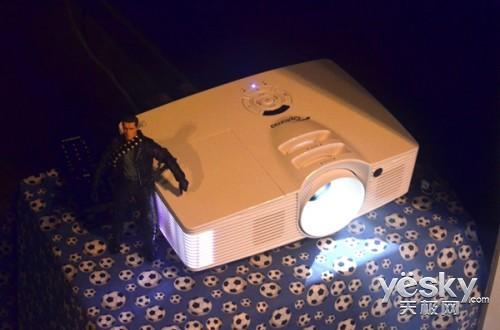 Optoma在京发布多款3D&全高清家用投影机