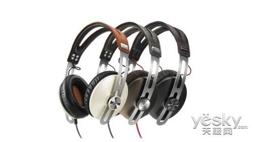 Sennheiser Momentum珍珠白款耳机评测