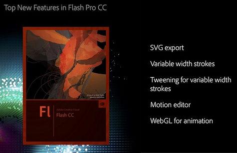 Flash Professional CC 2014新功能概览_天极yesky软件频道