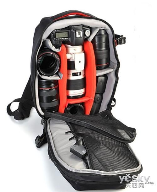 继续前行 曼富图步行者双肩摄影包GPL评测