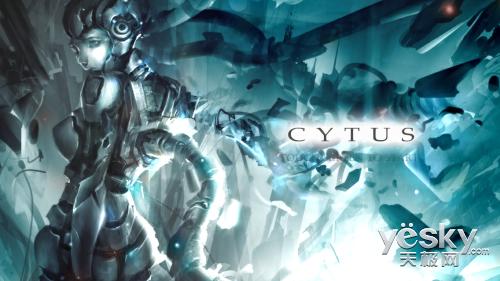 有逼格的音乐游戏《Cytus》 APP店长推荐
