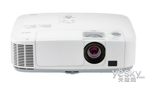 完美征服眼球 NEC PE501X+投影机促52500元