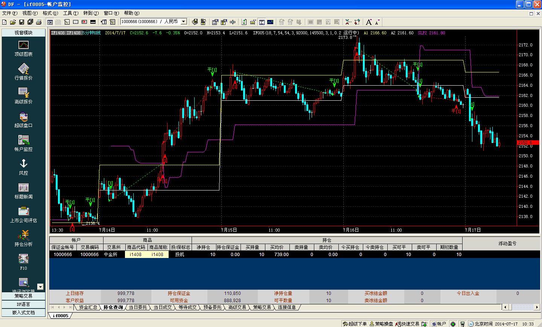 DF登峰程序化交易系统截图3