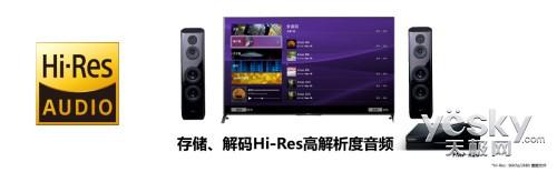 Hi-Res再现 索尼4K媒体播放器FMP-X10浅析
