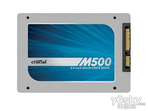 电脑加速器 英睿达M500系列SSD视频转码实测