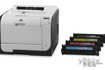 高效办公 性能卓越 中端彩激打印机推荐
