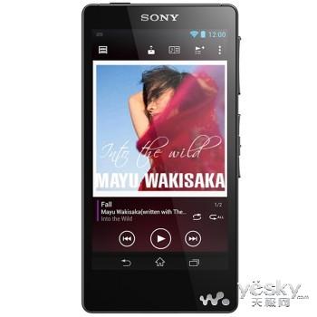 高音质多媒体播放器索尼NWZ-F885仅售1598元