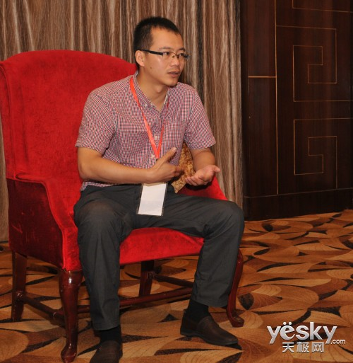 专访一丁芯创始人吴国强 手机智键路在何方