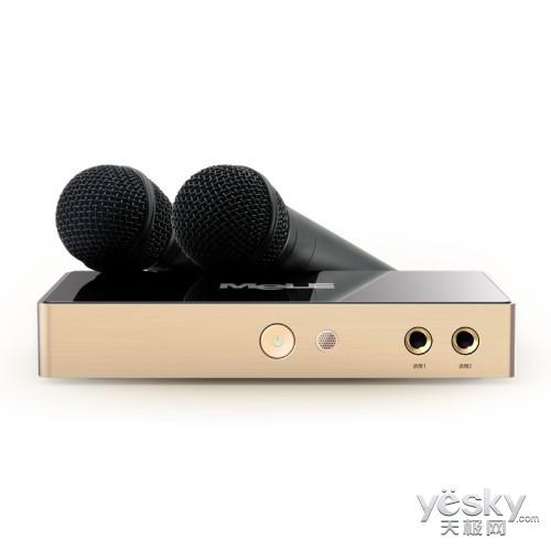 足不出户想唱就唱  迈乐K8为您打造私人KTV