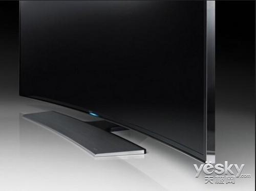 简单清晰 三星曲面UHD电视引导清晰潮流