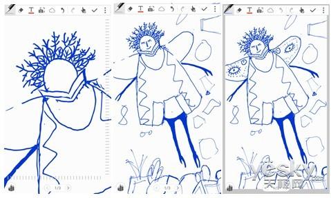 pen手绘教程 零基础照样画出世界名画