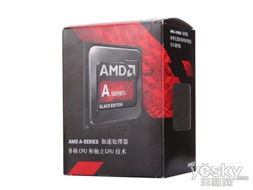 八核GPU AMD A10 7850K仅售999元