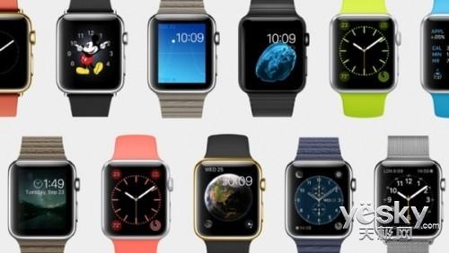 名表发出警告:Apple Watch敢抄袭立即起诉