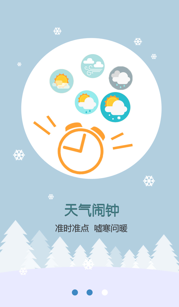 中国天气通2014 安卓版截图1