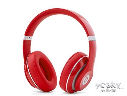 主打降噪体验 Beats Studio耳机售价2498元