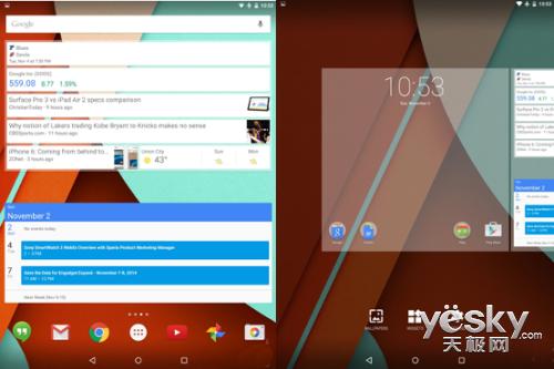 当Nexus 9遇上iPad Air 2 iOS和安卓对比