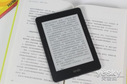 亚马逊Kindle Voyage评测:抓住读书人的心