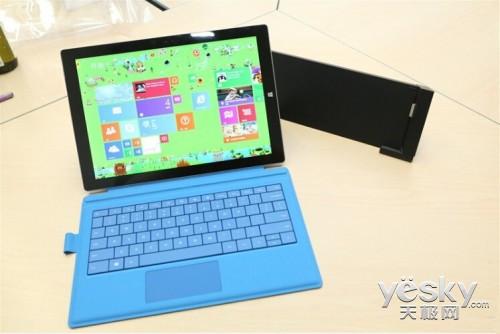 传闻 微软Surface 4将拥有大小两个尺寸型号