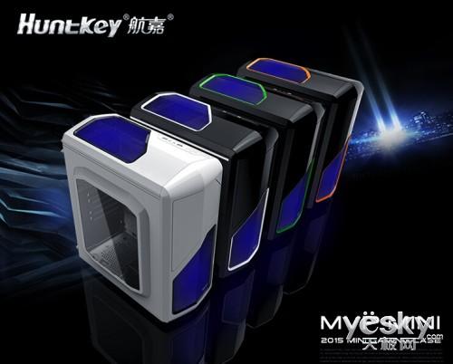 支持320mm长显卡 航嘉MVP mini游戏机箱上市