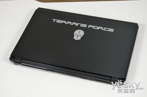 Terrans Force T5 顶盖-GTX970M配3K超清屏 未来人类T5首发评测
