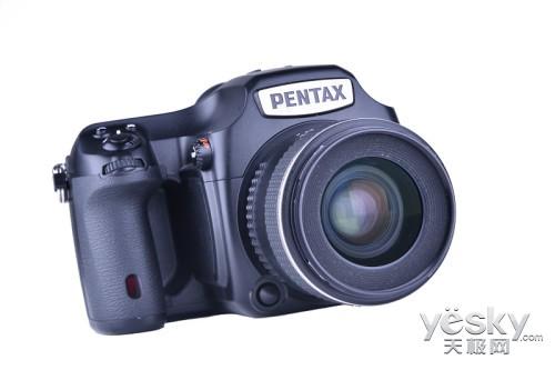 更高效表现 PENTAX 645Z中画幅相机外观评测