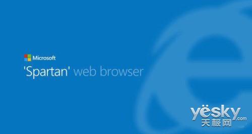 "Win10""斯巴达""浏览器或支持Chrome扩展"