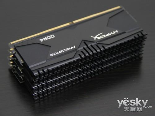 HyperX Predator DDR4内存 颠覆时代之作