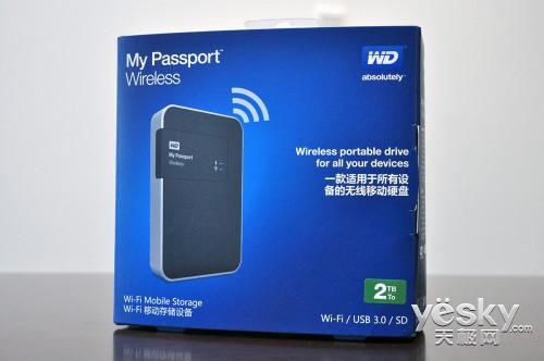 个人云时代来临 My Passport Wireless测评