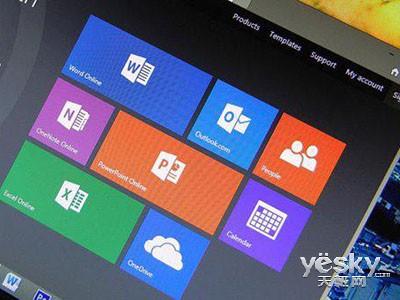 微软Office Online文件管理功能升级