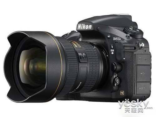 尼康发布D810A全尺寸官方样张