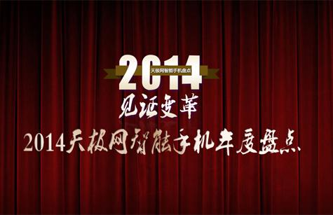 天极网2014年智能手机年度盘点