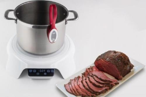 厨电新突破 通用电气推智能感应烹饪电磁炉