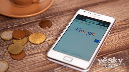谷歌把付费搜索广告引入Google Play App