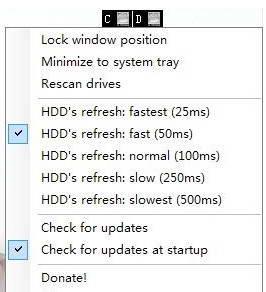 Free HDD LED截图1