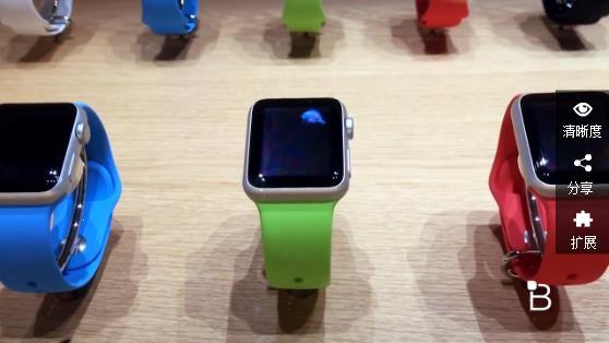 XY苹果助手:Apple Watch买齐表带 才算