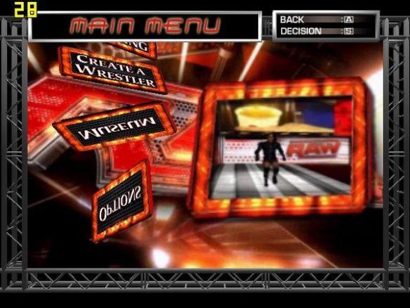 世界职业摔跤:终极碰撞2012截图3