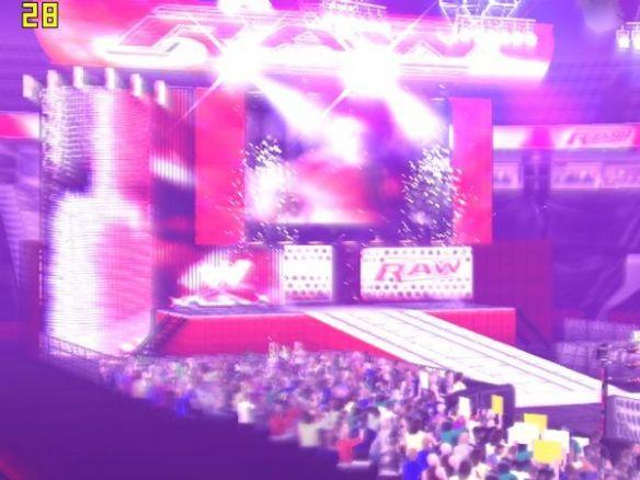 世界职业摔跤:终极碰撞2012截图4
