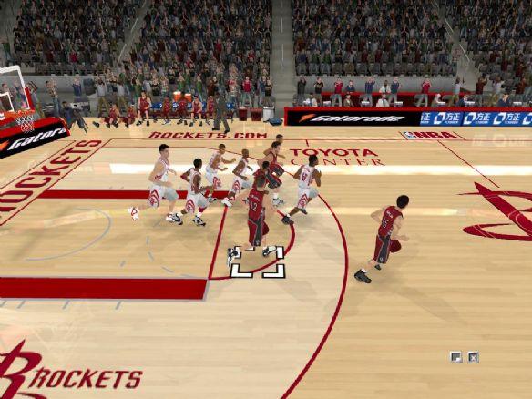 NBA live 2008截图3