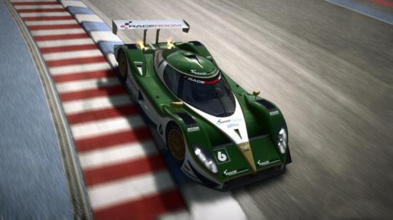 竞速空间:赛车体验截图2