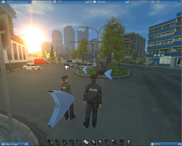 模拟警察2013截图5